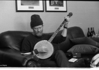 Glen Hansard Backstage, Ryman Theatre