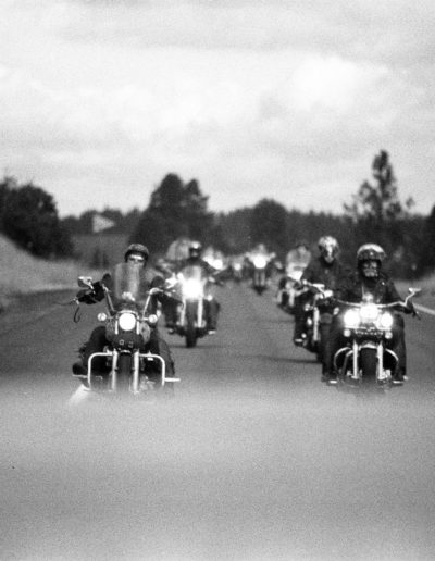 Bikers, Idaho
