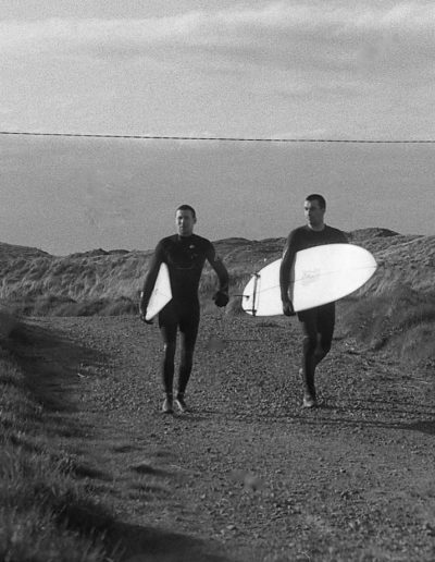 Surfers, West of Ireland